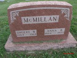 Druery W. McMillan