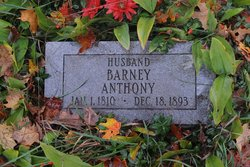 Barney Anthony