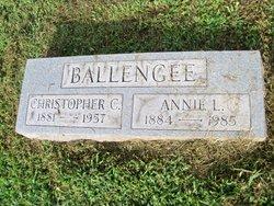 Christopher Columbus Ballengee