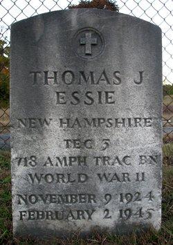 Thomas J Essie