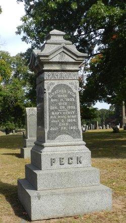 Mary <I>Dewey</I> Peck