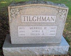 Merrill H Tilghman