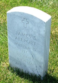 PFC James Sherwood Allport