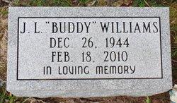 "Johnny Larry ""Buddy"" Williams"