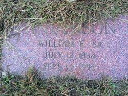 William E. Anderson, Sr