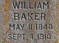 William M Baker