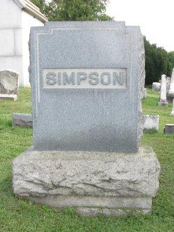 """Anna Murray """"Annie"""" Simpson"""
