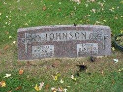 """Olephena G """"Phena"""" <I>Anderson</I> Johnson"""