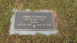 David F Cannon