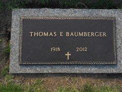 Thomas Edward Baumberger