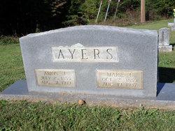 Amos Jackson Ayers
