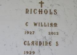 C William Nichols