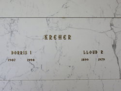 Lloyd P Kreher