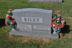 Ollie Darrel Riley