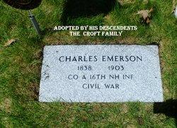 Charles H Emerson