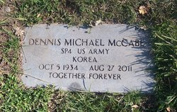 Dennis Michael McCabe