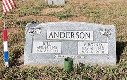 """William R. """"Bill"""" Anderson"""