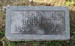 Henry Jackson Burkett