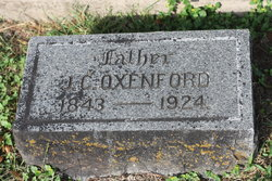 John Clarence Oxenford, Sr