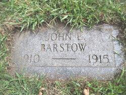 John E Barstow