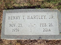 "Henry Tennyson ""Hank"" Hartley, Jr"
