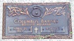 Columbus Barnes
