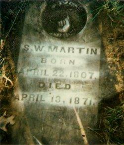 Soloman W. Martin