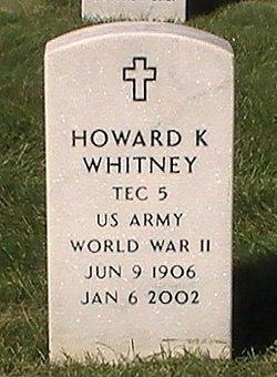 Howard K. Whitney