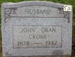 John A. Crone