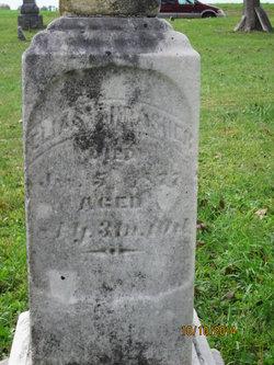 Elias Thrasher Jr.