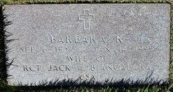 Barbara R Biancalana