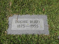 Dochie <I>Ratcliff</I> Berry