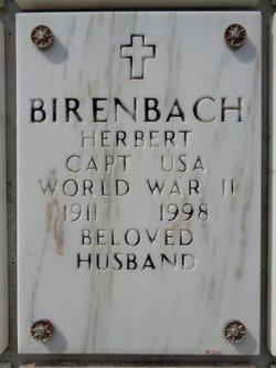 Herbert Birenbach