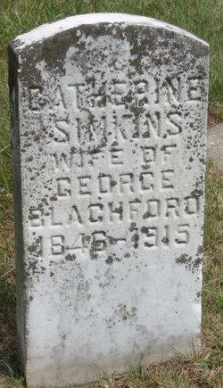Catherine <I>Simkins</I> Blachford