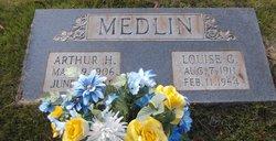 Louisie <I>Gray</I> Medlin