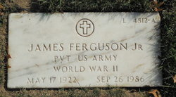 James Ferguson, Jr