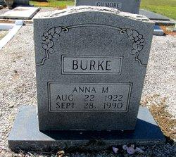 Anna Myrle <I>Gilmore</I> Burke