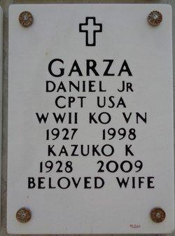 Daniel Garza, Jr