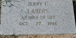 Jerry C Landis