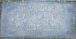 Paul Gerald Ford, Jr
