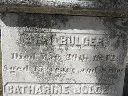 Ann Bulger