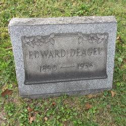 edward louis deagel 1890 1936 find a grave memorial