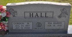Ida Bell <I>Harris</I> Hall