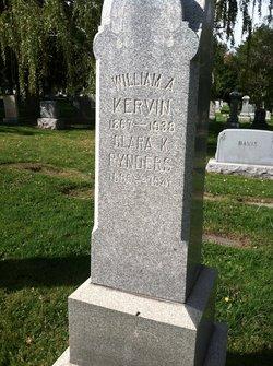Clara <I>Kervin</I> Rynders