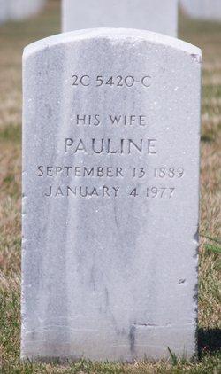 Pauline Camille <I>Irmer</I> Adkins