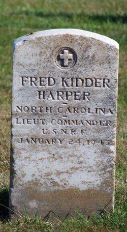 Fred Kidder Harper