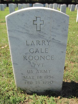 Larry Gale Koonce