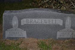 Alice Narcissus <I>Woods</I> Bracewell