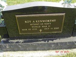 Roy A Kenworthy