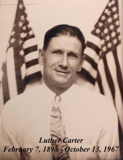 Luther Carter